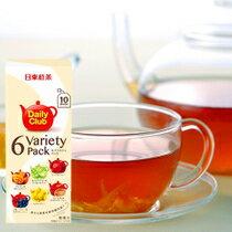 有樂町進口食品 日東紅茶 綜合水果紅茶茶包(2.2gx10包) 4902831507894 0
