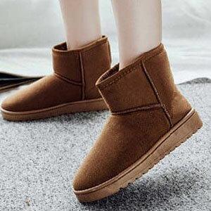 馬卡龍雪靴 (多色)