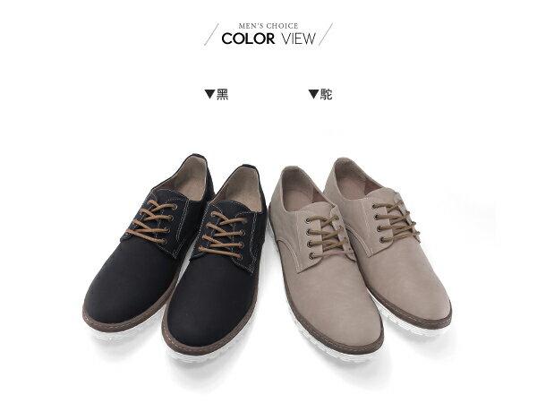 ☆BOY-2☆【NKP-FTP30】MIT男鞋  簡約素面德比鞋紳士鞋 1