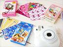 卡通拍立得底片專用 邊框貼紙 Mini 7S 25 50S 8 90 SP-1 相框貼紙 Hello Kitty凱蒂貓 KIKI LALA雙子星 ONE PIEC航海王 拉拉熊【B070232】