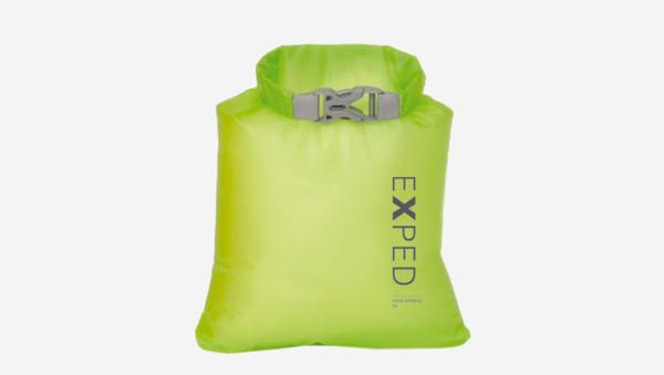 ├登山樂┤瑞士 EXPED Fold-Drybag UL 超輕量防水袋 1L XXS #20101510