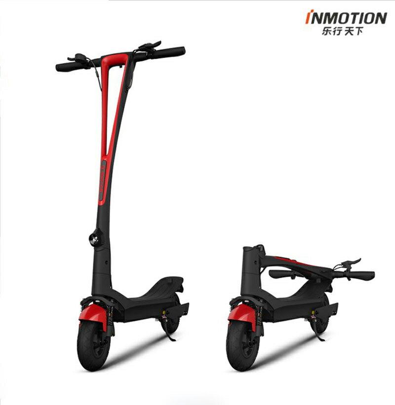 INMOTION Lively摺疊滑板車、體感車~兩秒變身輕巧摺疊;可連接APP;油門多重