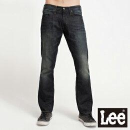 Lee 低腰標準直筒牛仔褲