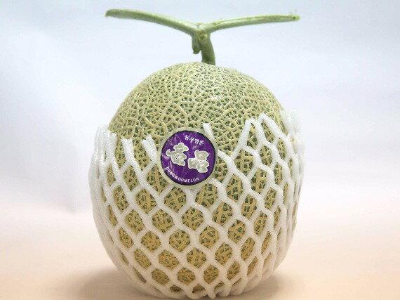 韓國頂級溫室哈密瓜