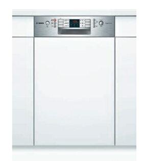 Bosch 220V 嵌入式洗碗機 10人份(SPI68M05TW)