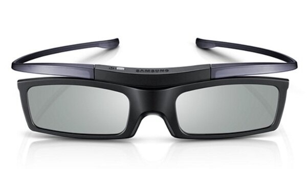 Samsung三星 (SSG-5100GB/XS) 主動式快門 3D 眼鏡 (電池式) (D, E, F 系列 3D 電視適用) ※熱線07-7428010