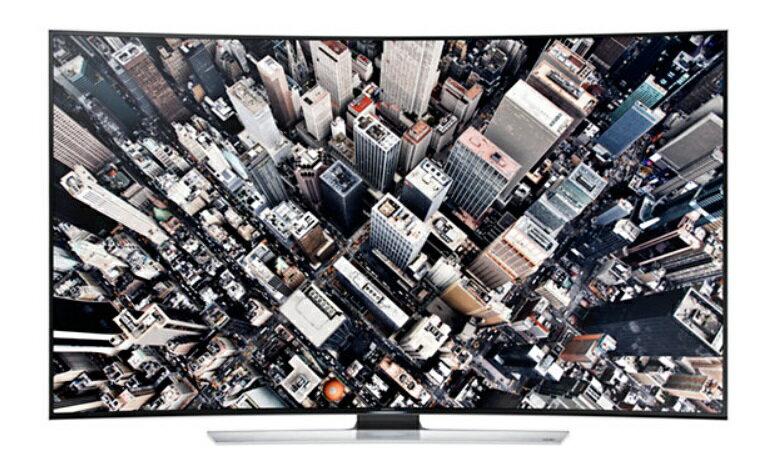 SAMSUNG 三星 UA78HU9000/ UA78HU9000W 78吋 黃金曲面4K液晶電視【零利率】※熱線07-7428010
