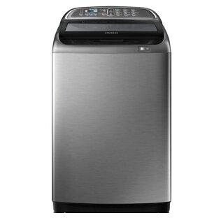 SAMSUNG 三星 WA15J6750SP/TW  15公斤雙效手洗變頻洗衣機【零利率】※熱線07-7428010