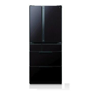 SHARP 夏普 SJ-GF60X-T , SJ-GF60X 六門環保冰箱 (601L) ~日本原裝進口~ 【零利率】※熱線07-7428010