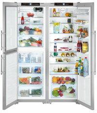 嘉儀 LIEBHERR 利勃 SBSes7353 對開冰箱(667公升)【零利率】※熱線07-7428010
