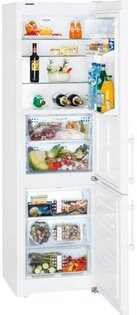 LIEBHERR 利勃 CBN3956 BioFresh獨立式上下門冰箱(332公升)【零利率】※熱線07-7428010