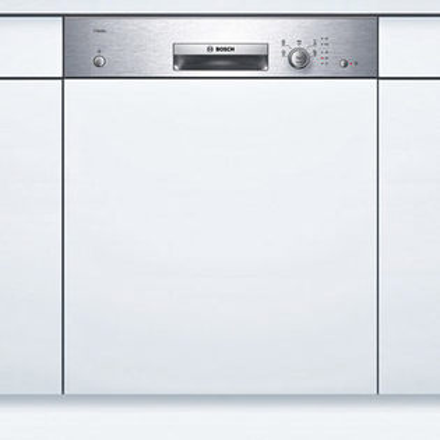 Bosch 洗碗機 SMI53E05TC 半崁式13人份---零利率