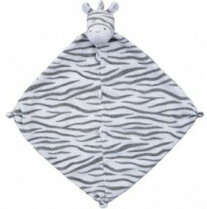 美國【Angel Dear】超級柔軟超級可愛動物嬰兒安撫巾 (斑馬) - 限時優惠好康折扣