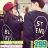 ◆快速出貨◆刷毛T恤 圓領刷毛 情侶T恤 暖暖刷毛 MIT台灣製.背後best friend分裂愛心【YS0236】可單買.艾咪E舖 0