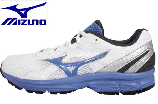 MIZUNO 美津濃 女慢跑鞋 CRUSADER 9 K1GA150426 24 cm 【陽光樂活】