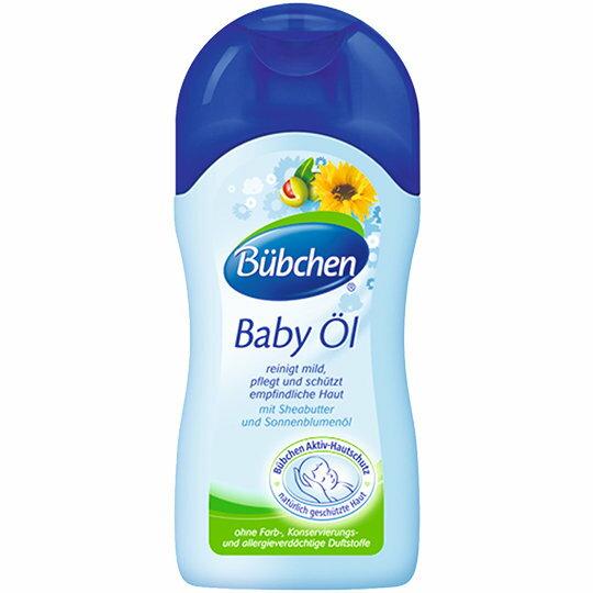 Baan 貝恩 -【經典系列】Bubchen 潤膚油 Baby Ol 200ML 0