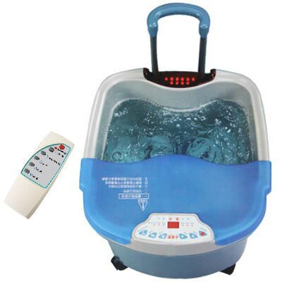 【1313健康館】勳風SPA泡腳機 HF-3660RC (全新公司貨) 健康養生SPA足浴機