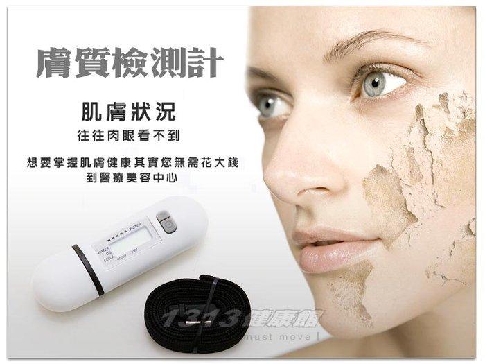 ~1313健康館~SK~03膚質檢測計  膚質檢測儀 水份計 油份控管 隨時掌握皮膚狀況,