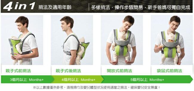 Simba小獅王辛巴 - 4合1高透行動沙發揹巾 3