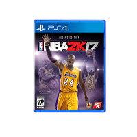 索尼推薦到[Sony Store] NBA 2K17 傳奇珍藏版 (中英文版)  遊戲軟體經拆封,恕無法退換。