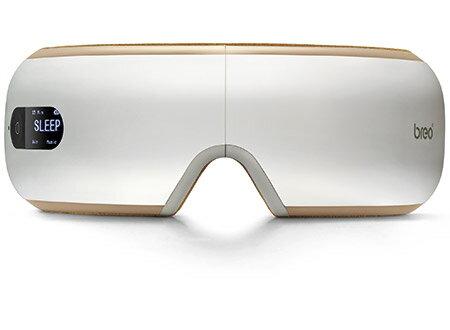 即日起至11/30止,享優惠價!Breo 倍輕鬆 第二代眼部按摩器 iSee4S 舒緩眼部循環壓力