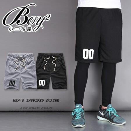 ☆BOY-2☆【NQOP99018】美式街頭潮流英文00棉褲 0