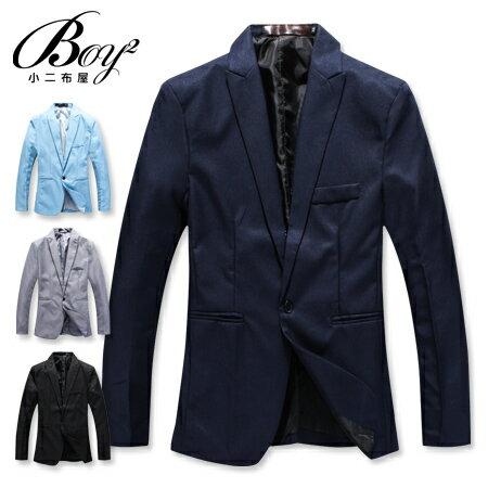 ☆BOY-2☆ 【OE07】西裝外套紳士修身 0
