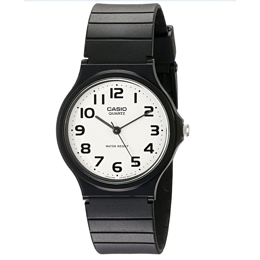 CASIO 卡西歐MQ-24 極簡時尚指針中性錶 3