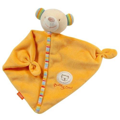 babyFEHN 芬恩 - 香檳熊三角形布偶安撫巾
