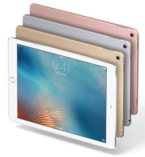 【贈PureGear 三角線入耳式耳機】蘋果 Apple iPad Pro 9.7吋 WiFi版 256GB 平板【葳豐數位商城】