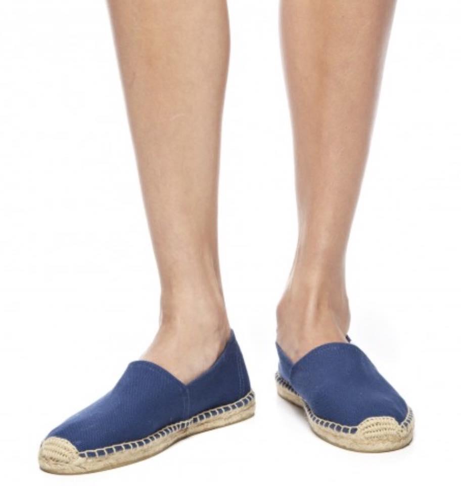 【Soludos】美國經典草編鞋-基本款草編鞋-深藍 6