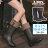 格子舖*【AND3661】愛上下雨天 防水PVC 英倫風消光霧面雙色拼接金釦修身 31CM長筒雨靴 雨鞋 2色 0