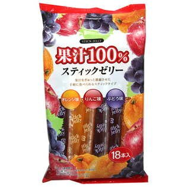 立夢100%果汁果凍
