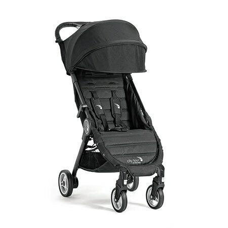 【贈杯架+前扶手】美國【Baby Jogger 】city tour 輕量旅行車/手推車(僅6.6kg) -4色 5