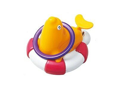 日本【ToyRoyal 樂雅】  洗澡玩具 -海獅 0