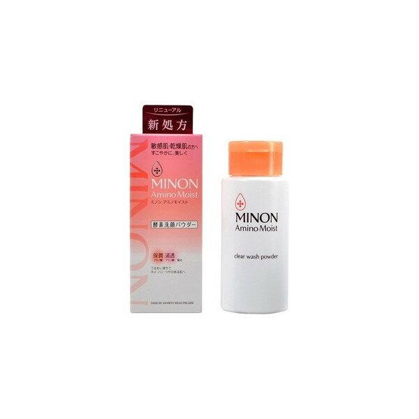 MINON 酵素洗顏粉 乾燥肌/敏感肌 35g