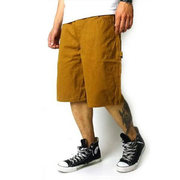 【EST】DICKIES DX250GB 口袋 短褲 五分褲 土黃 [DK-0011-052] G0719 0