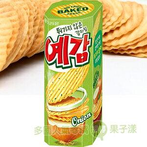 韓國Orion好麗友預感洋芋片(洋蔥)[KR004] 0