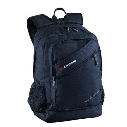 Caribee Post Grad Laptop Backpack (navy) 0