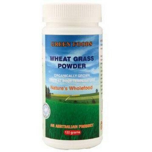 綠色生活 生機小麥草粉 或 生機大麥苗粉 120g/瓶 含高倍黃綠葉素 澳洲認證 原價$780 特價$709