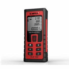 缺貨 LAITZ 徠茲 HLD-100測距儀可換算台尺及坪數之100米雷射測距儀