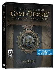 Game Of Thrones Season 3 Steelbook (Blu Ray)