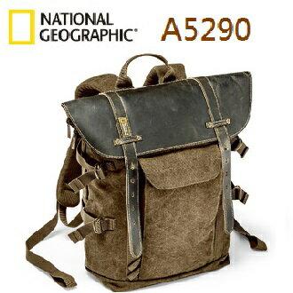 國家地理包 National Geographic  正成公司貨 NG A5290 - Medium Backpack 中型後背包 NEW ARFICA 非洲系列白金版