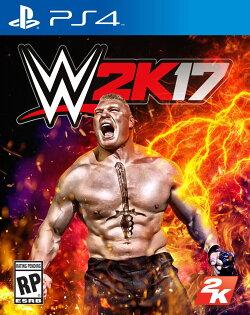 預購中 10月11日發售 英文版 [輔導級]  PS4 WWE 2K17