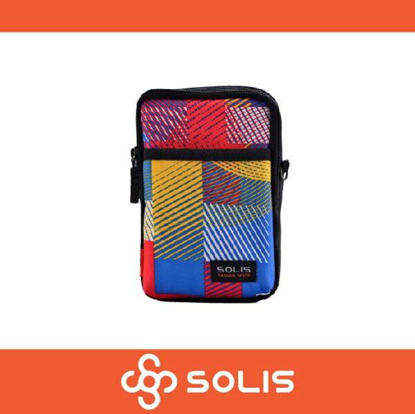萬特戶外運動 SOLIS B07011 馬戲團系列多功能萬用包 側背包 腰包 防潑水