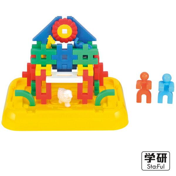 Gakken學研益智積木 - 新入門組合 2 7