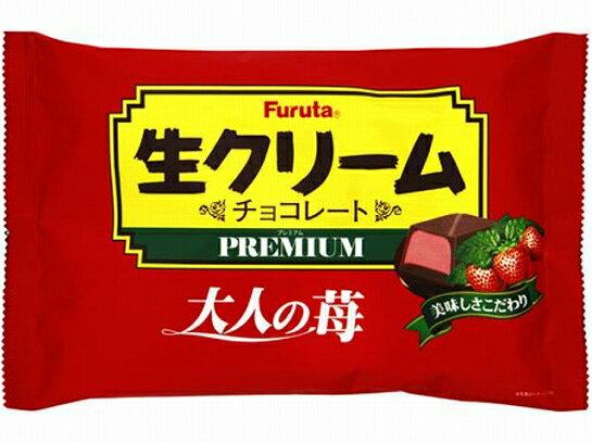 古田大人草莓生奶油巧克力 家庭包 (167g)