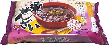 有樂町進口食品 日本進口 嚴選原料 和歌山山寺庵6入栗子紅豆湯 J115 4964937008101 - 限時優惠好康折扣
