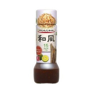 【日本理研】和風芝麻沙拉醬 190ml ~健康低卡~190ml