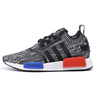 Adidas Originals NMD Runner 慢跑鞋  斑驳蓝红36-44
